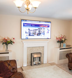 tv wall mounting Stonehouse